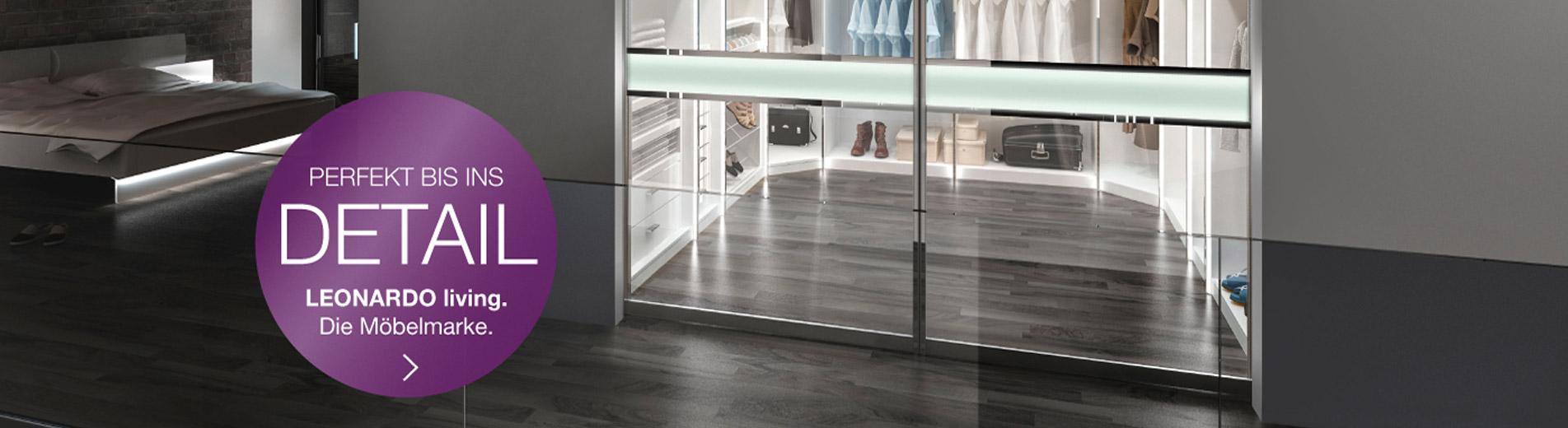 LEONARDO Living - Raumteiler