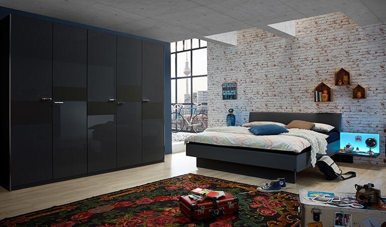 leonardo living junges schlafen kollektion. Black Bedroom Furniture Sets. Home Design Ideas