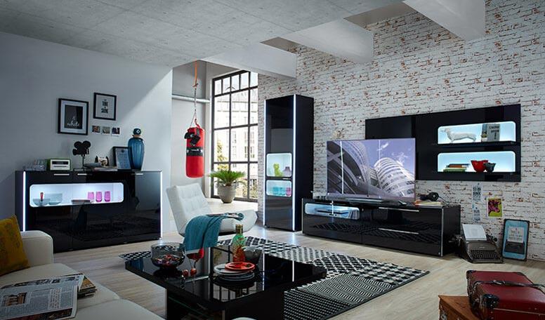 Leonardo living junges wohnen kollektion for Wohnzimmer junges wohnen