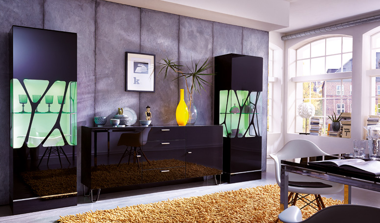 leonardo living junges wohnen kollektion. Black Bedroom Furniture Sets. Home Design Ideas