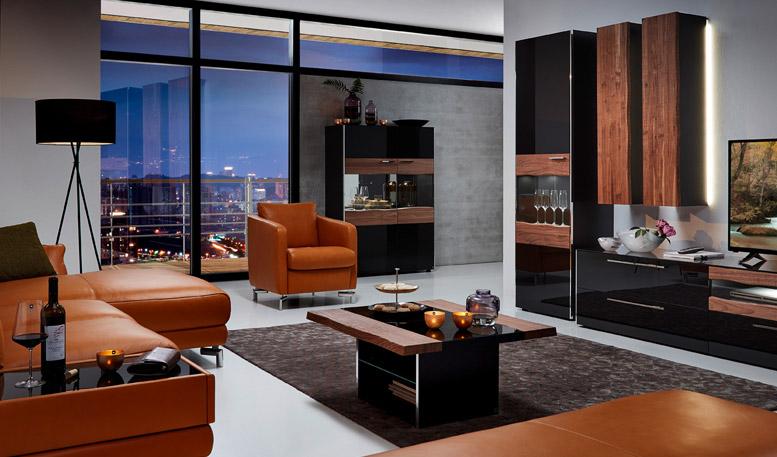 leonardo living junges wohnen kollektion. Black Bedroom Furniture Sets. Home Design Ideas
