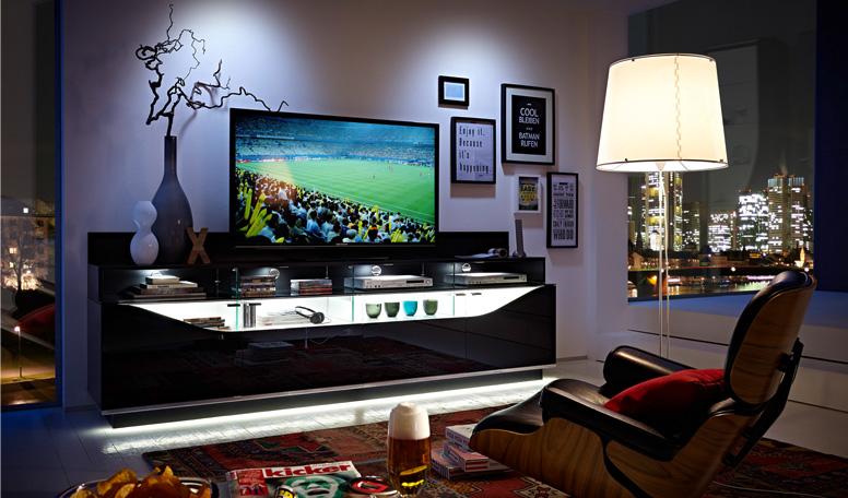 leonardo living wohnen speisen kollektion. Black Bedroom Furniture Sets. Home Design Ideas
