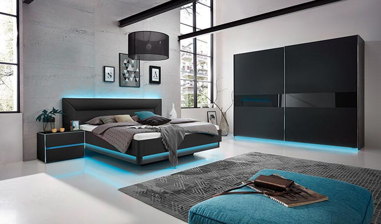 LEONARDO living - Schlafen/ Raumteiler - Kollektion